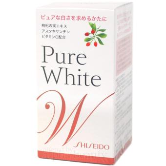 Shiseido Pure White W Tablet Bottle of 270 Price Philippines