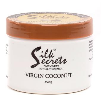 Silk Secrets 1 Minute Hot Oil Treatment (Virgin Coconut)
