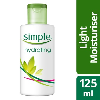 Simple Hydrating Light Moisturizer 125mL