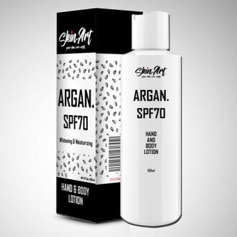 Skin Art ARGAN SPF70 Lotion Price Philippines