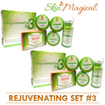 Skin Magical Rejuvenating Set #3 BUNDLE OF 2