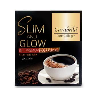 Slim and Glow 9in1 Premium Collagen Coffee Mix Price Philippines