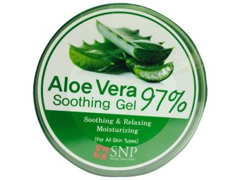 SNP Aloe Vera Soothing Gel 97% - picture 2