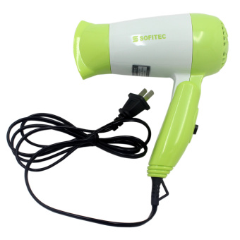 Sofitec Shd-1000b Hair Dryer (Yellow Green) - 5