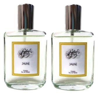 Sophia Love Jaune Eau De Parfum for Men 35ml Set of 2