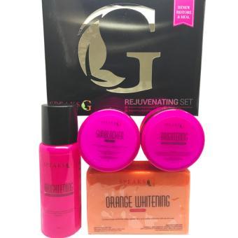 Speaks G Rejuvenating Set (New Packaging) - 2
