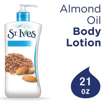 St. Ives 24 Hour Deep Restoring Body Lotion 21oz