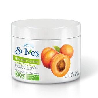 St. Ives Blemish Control Apricot Face Scrub 10oz - 2