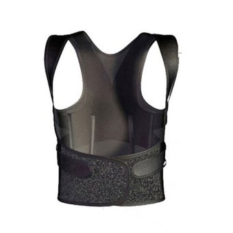 Straightener Unisex 3D Therapy Posture Corrector Back Shoulder Support Brace L Price Philippines