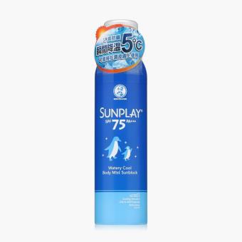 Sunplay Watery Cool Body Mist Sun Block SPF 75 165 mL