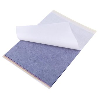Tattoo Paper A4 Size Spirit Thermal Stencil Transfer Carbon TracingCopy Makeup Tool (25Sheets) - intl - 4