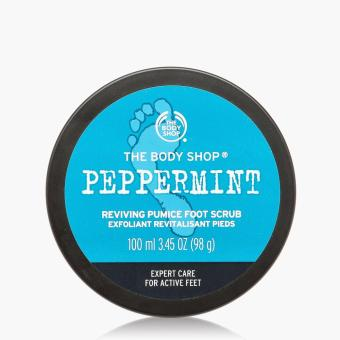 The Body Shop Peppermint Reviving Pumice Foot Scrub 100 mL