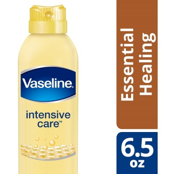 Vaseline Intensive Care Spray Moisturizer Essential Healing 6.5oz