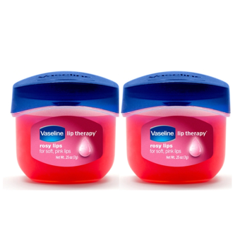 Vaseline Lip Theraphy Mini set of 2
