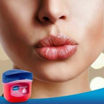 Vaseline Rosy Lips Mini Lip Theraphy 7g - 4