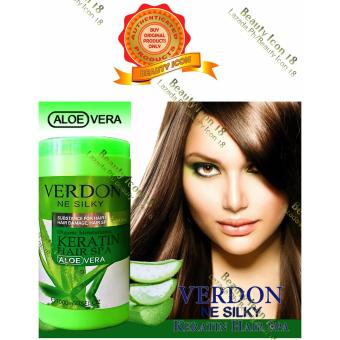 Verdon Keratin Hair Treatment ( AUTHENTIC ALOE VERA)