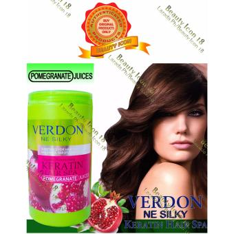 Verdon Keratin Hair Treatment Pomegranate Juice (AUTHENTIC)