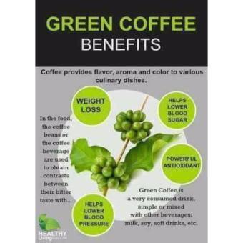 Vita Herbs Green Coffee (10 sachets per box) - 4