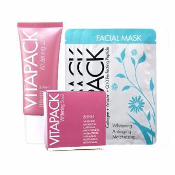 Vitapack Indulgent Skin Care Gift Set A Price Philippines