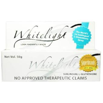 Whitelight Sublingual L-Glutathione and Perfect White PerfectWhitening & Anti-aging Combo - 3