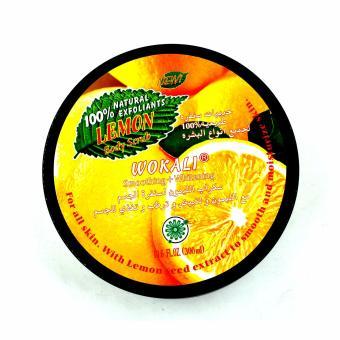 Wokali Lemon Body Scrub - 3