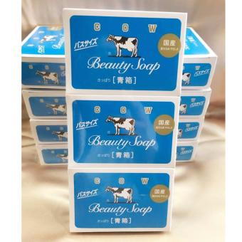 ZERHEA's Japan Cosmetics Cow Soap