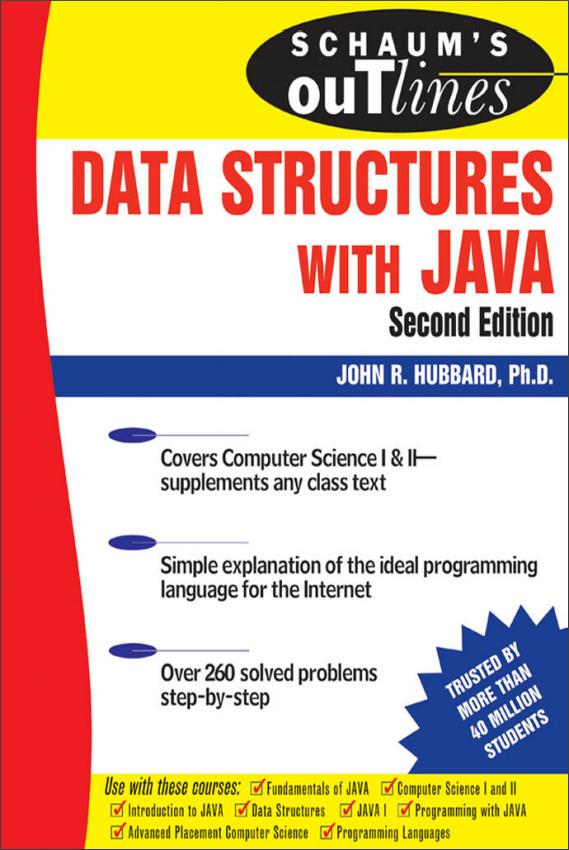 Data Structures with Java 2nd Edition - PDF eBook