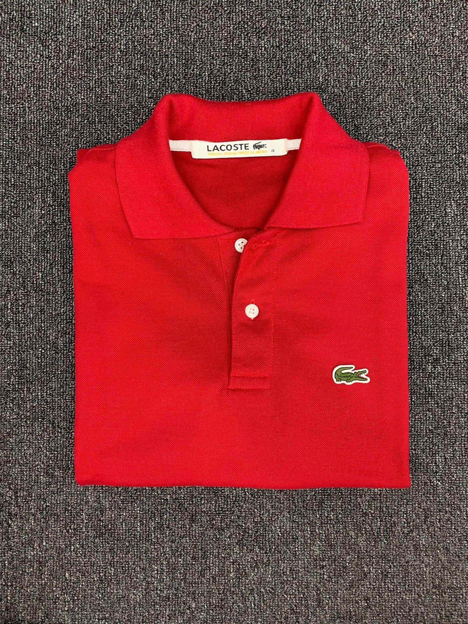 a0ca279a Men's Lacoste Polo Shirt (CLASSIC)+ FREE 1PC T Shirt
