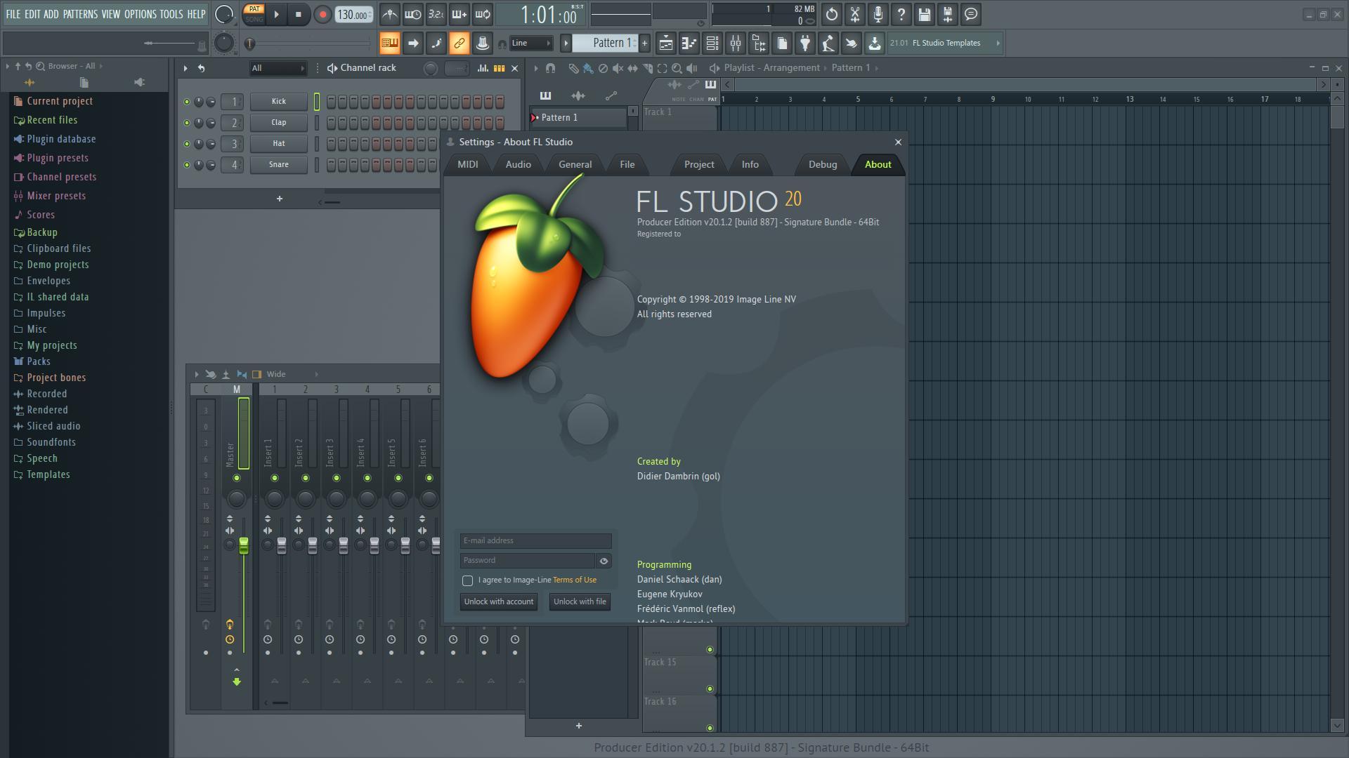 FL Studio Signature Bundle 32 bit and 64 bit - UPDATED - ONE CLICK  INSTALLATION - Lifetime No Expiration Send thru email download