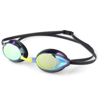 17 * 3.5 * 3.5cm swimming diving glasses (Blue) - Intl
