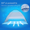 2-4 Person Anti- UV Camping Tent