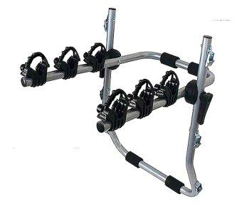 3 Three Bike Carrier Rear mount Rack Hybrid brand - 3