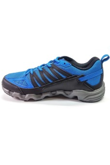 361 Degrees Masta Outdoor Comfort Trail Running Shoes (Blue/Black) - picture 4