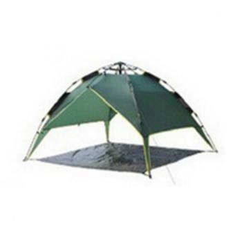 4-Person Automatic Folding Camping Tent (COLOR MAY VARY)