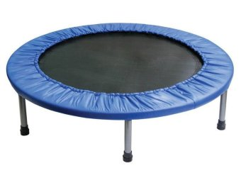 40-inch Trampoline (Blue)