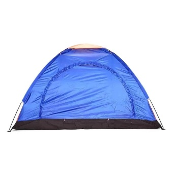 6-8 Person Camping Tent (color may vary)