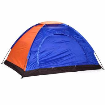 6-Person Dome Camping Tent (Multicolor) Price Philippines