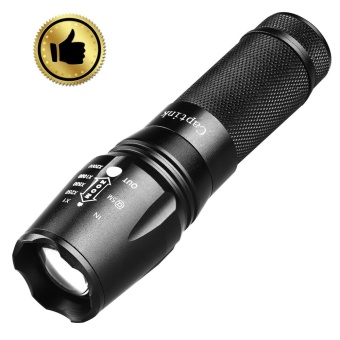 6000lm Genuine Shadowhawk X800 Tactical Flashlight L2 LED Military Torch - intl
