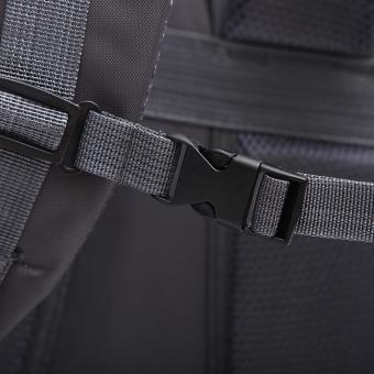 60L Waterproof Oxford Hiking Camping Backpacks OutdoorWear-resisting Bag - 2