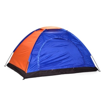 8-Person Dome Camping Tent (Multicolor) Price Philippines
