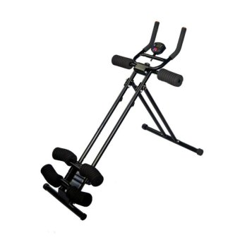 Ab Generator Power Planking (Black)
