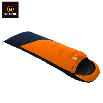 Acome aa151s0802 New style envelope-style camping warm sleeping bag