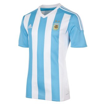 Adidas Argentina Home Football Jersey (White/Blue)
