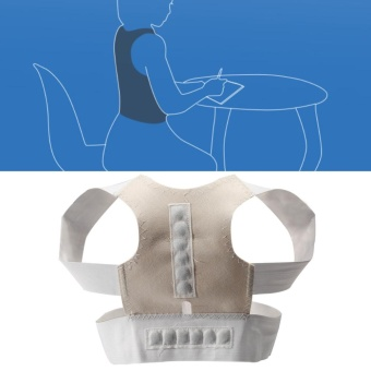 Adjustable Posture Corrector Clavicle & Shoulder PostureBrace/Back Support(2XL) - intl Price Philippines