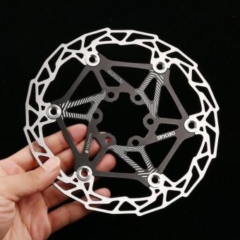 Allwin DECKAS MTB Mountain Bike Bicycle Brake Disc Float Pads 160mm6 Bolt Rotors Black - intl - 3