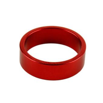 Amango Aluminum Headset Stem Spacer (Red)