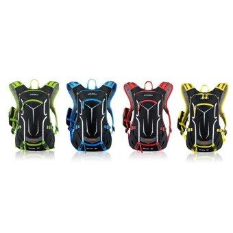 ANMEILU Ultralight Mountain Bike Bag Hydration Pack Water Backpack Cycling Bicycle Bike/Hiking Climbing Pouch + Rain Cover Set 18L - intl - 2