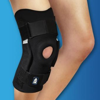 AQ Hinged Knee Brace 5057SP-L INT:L (Black) Price Philippines