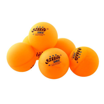 Aukey 3 stars DHS 40MM Olympic Table Tennis Pong Balls Yellow - 2