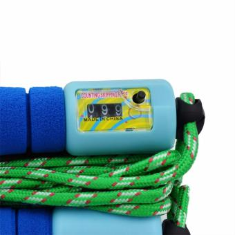 Automatic Jump Counter Adjustable Jumping Rope - 3